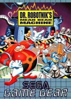 Dr. Robotnik's Mean Bean Machine (EU)