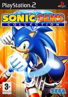 Sonic Gems Collection (EU)