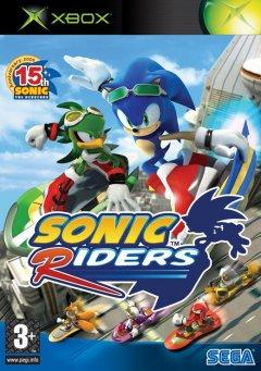 Sonic Riders (EU)