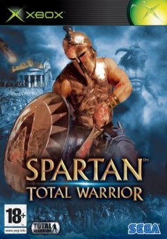 Spartan: Total Warrior (EU)