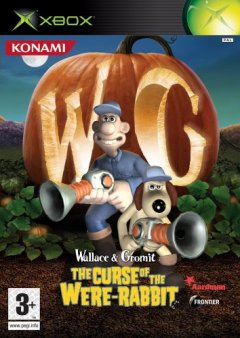 Wallace & Gromit: The Curse Of The Were Rabbit (EU)