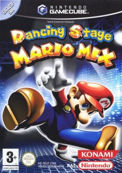 Dancing Stage: Mario Mix (EU)