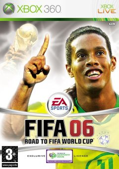 FIFA 06: The Road To The World Cup (EU)