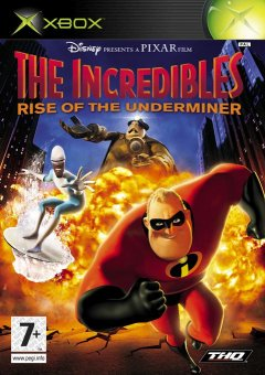 Incredibles, The: Rise Of The Underminer (EU)