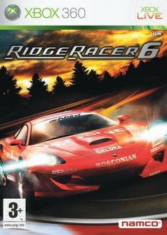 Ridge Racer 6 (EU)