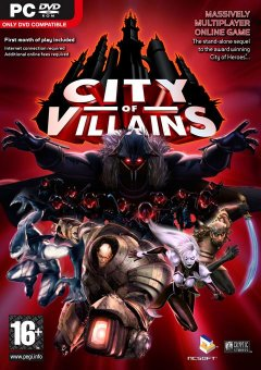 City Of Villains (EU)