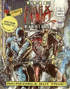 Ninja Warriors (EU)