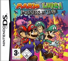 Mario & Luigi: Partners In Time (EU)