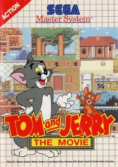 Tom And Jerry: The Movie (EU)