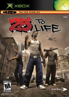 <a href='http://www.playright.dk/info/titel/25-to-life'>25 To Life</a> &nbsp;  13/30