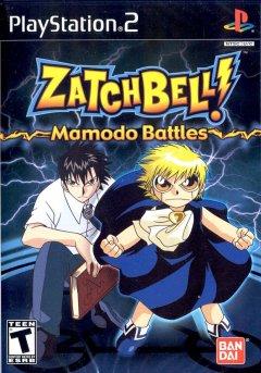 ZatchBell! Mamodo Battles (US)