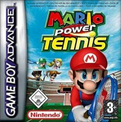 Mario Tennis: Power Tour (EU)