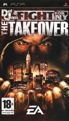 Def Jam: Fight For NY: The Takeover (EU)