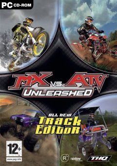 MX Vs. ATV Unleashed (EU)
