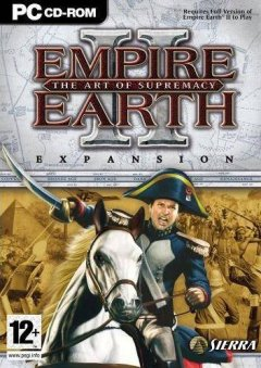 Empire Earth II: The Art Of Supremacy (EU)