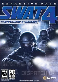SWAT 4: The Stetchkov Syndicate (US)