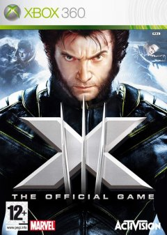 X-Men: The Official Game (EU)