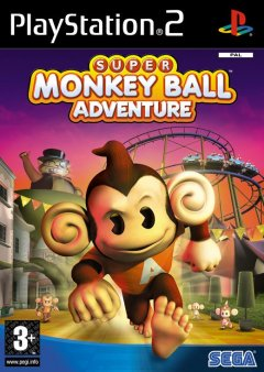 Super Monkey Ball Adventure (EU)