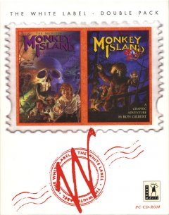 Secret Of Monkey Island, The 1 / 2 (US)