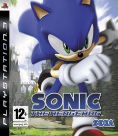 Sonic The Hedgehog (2006) (EU)