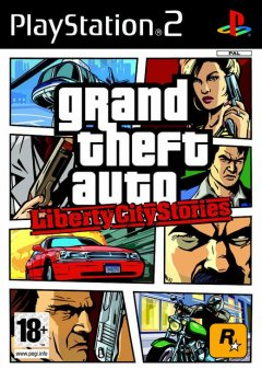Grand Theft Auto: Liberty City Stories (EU)