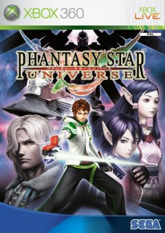 Phantasy Star Universe (EU)