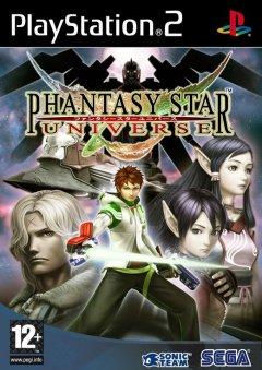 Phantasy Star Universe (EU)