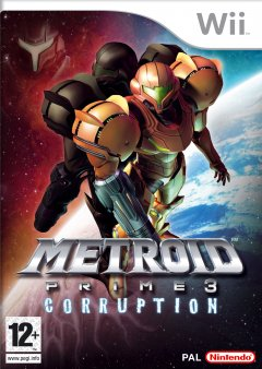 Metroid Prime 3: Corruption (EU)