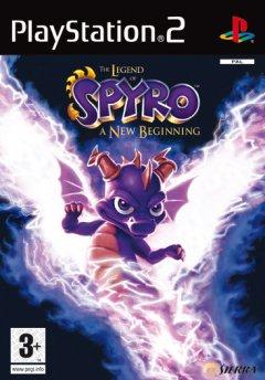 Legend Of Spyro, The: A New Beginning (EU)