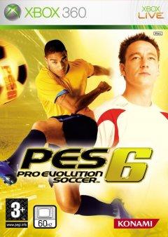 Pro Evolution Soccer 6 (EU)