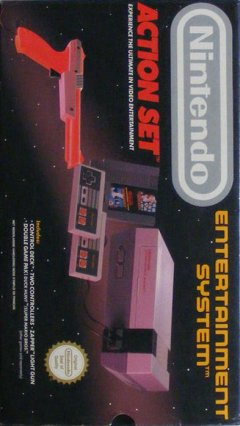 Nintendo Entertainment System [Action Set] (EU)