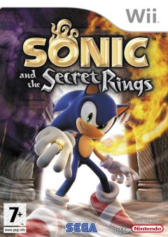 Sonic And The Secret Rings (EU)