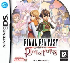 Final Fantasy: Crystal Chronicles: Ring Of Fates (EU)