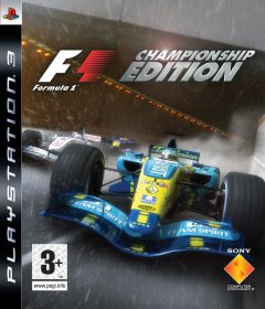 Formula One: Championship Edition (EU)