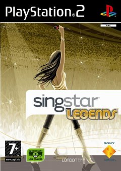 SingStar Legends (EU)