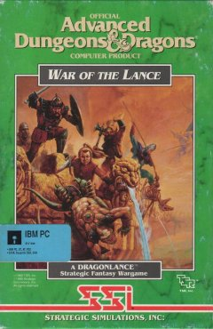 War Of The Lance (US)