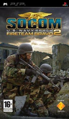 SOCOM: U.S. Navy Seals: Fireteam Bravo 2 (EU)