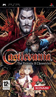Castlevania: The Dracula X Chronicles (EU)