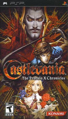 Castlevania: The Dracula X Chronicles (US)