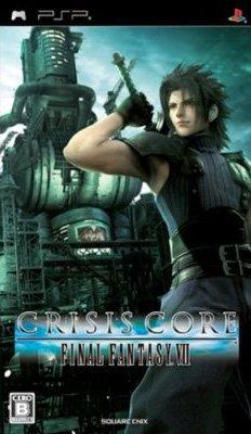 Final Fantasy VII: Crisis Core (JAP)