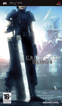 Final Fantasy VII: Crisis Core (EU)