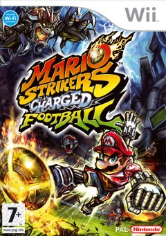 Mario Strikers: Charged Football (EU)
