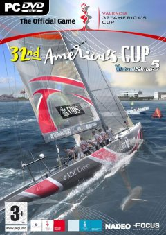 Virtual Skipper 5: 32nd America's Cup (EU)