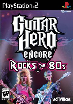 Guitar Hero: Rocks The 80s (EU)