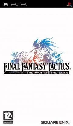 Final Fantasy Tactics: The War Of The Lions (EU)