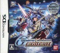 SD Gundam G Generation: Cross Drive (JAP)