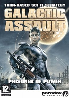 Galactic Assault: Prisoner Of Power (EU)