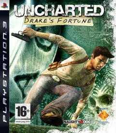 Uncharted: Drake's Fortune (EU)