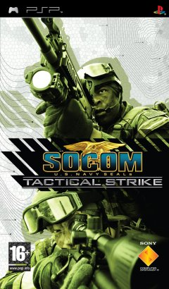 SOCOM: U.S. Navy SEALs: Tactical Strike (EU)