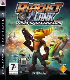 Ratchet & Clank: Tools Of Destruction (EU)